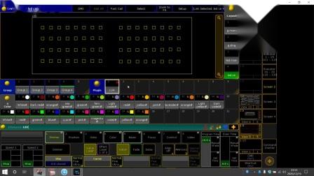 MA控台颜色流教程  GrandMA2控台颜色工作流视频教程