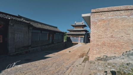 中国传统古村落,山西晋中寿阳县龙门河村