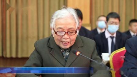 陕煤澄合矿业公司召开庆祝澄合建局(公司)五十周年座谈会