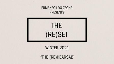 Zegna 杰尼亚 2021 冬季时装秀
