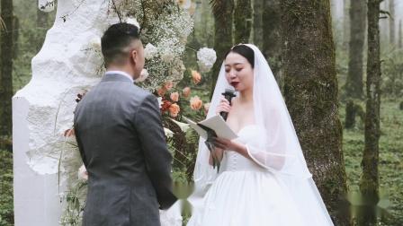 【宋先生电影工作室】王东&王添靖 婚礼电影