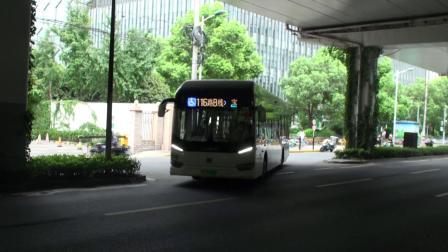 上海公交 巴士五公司 116B路 S2Y-0577