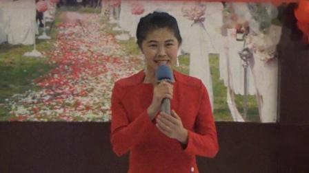 歌曲《我的深情为你守候》演唱者 张丽萍(2021年3月7日)