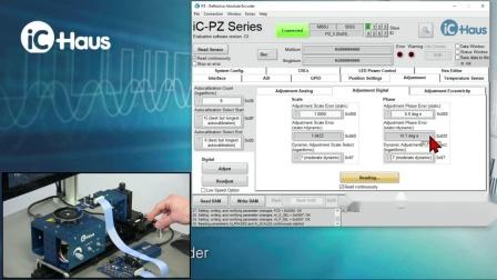 Webinar iC-PZ - 反射式绝对值编码器在直线和离轴旋转高精度位置测量
