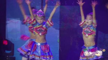 """江西省""""追梦少年""""少儿舞蹈大赛《苗妹》---吉安星藝舞蹈培训学校"""