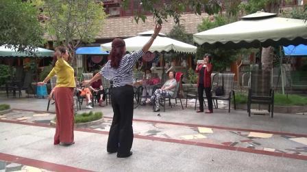 阆中 古城舞蹈-梨花情