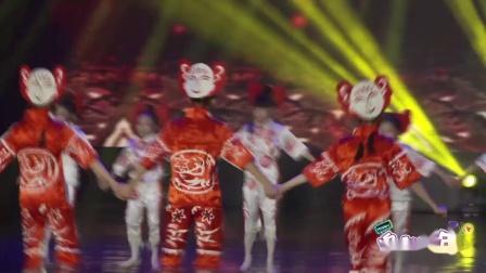 """江西省""""追梦少年""""少儿舞蹈大赛《剪纸姑娘》---勇卓舞蹈教育集团"""