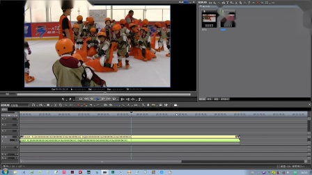 视频编辑色彩平衡的设置