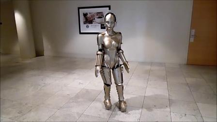 Metropolis Robot Dragon