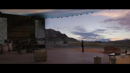 ILM x Vicon Mocap 《The Mandalorian Season Two》