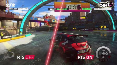 Radeon图像锐化,给你更精细的视觉效果!