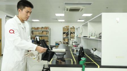 启迈QIMA杭州实验室及设备