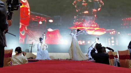 2020广汉会汉服年会-琵琶伴舞《醉太平》2020.12.20鸿星酒家