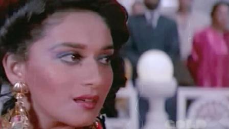 【舞神歌舞】宝莱坞90年代初电影《凯珊和甘海亚》 Madhuri Dixit 歌舞插曲 Aap Ko Dekh Ke