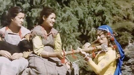 【克什米尔爱情故事】舞神 Madhuri Dixit 90年代电影《笛声里的爱》经典插曲 Tu Kya Pyar Karega
