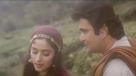 舞神 Madhuri Dixit 90年代电影《笛声里的爱》主题插曲 Meri Sahibaan Teri Sahibaan