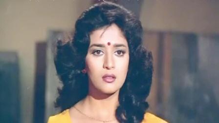 【舞神经典】Madhuri Dixit 90年代电影《洪流》经典插曲 Mujhko Yeh Zindagi(part2)-Sailaab