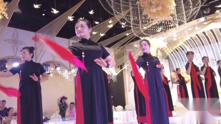 【完整版】京山市金宏旗袍艺术团2021春季结业盛典