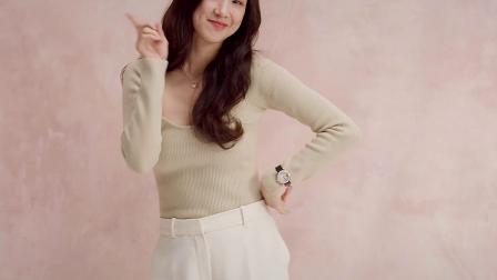Chopard萧邦 - Happy Move x 郑丽媛(Jung Ryeo Won)