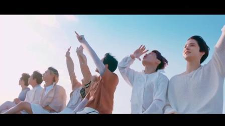 韩国男团组合ATEEZ 新曲《Dreamers》MV日文版