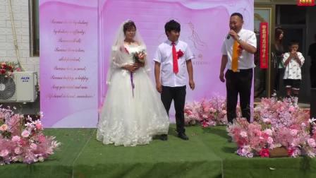 白官营村 柴立刚 宣立梅 婚礼录像 高清