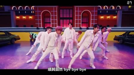 【中字】NCT 127《Sticker》回归新曲 MV