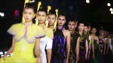 中國北京時裝周 2021 勞倫斯·許2022春夏《蝶》禮服篇