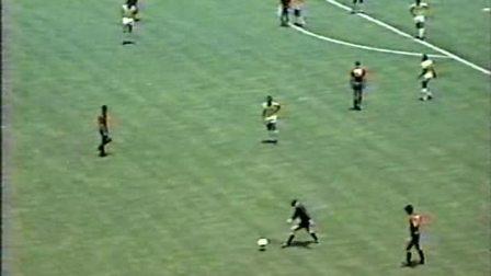 1986世界杯小组赛首轮 巴西vs西班牙