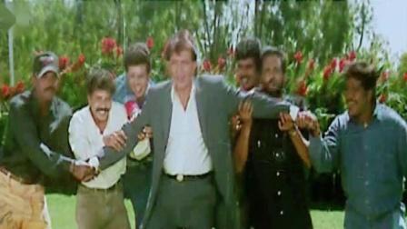 宝莱坞老一辈男星 Mithun Chakraborty 电影《正义之战》插曲 Ek Baar Kaha-Insaaf Ki Jung