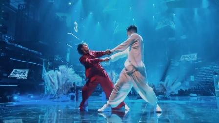 舞台纯享  黄潇乔治再次合作带来作品《映》,全场被炸裂!  这!就是街舞 第四季 Street Dance of China S4  优酷综艺