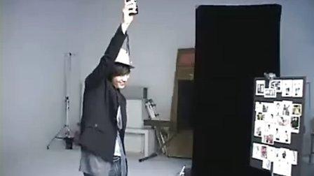 李敏镐百事可乐广告拍摄花絮.flv