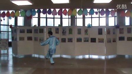 胡志强演练     42太极拳