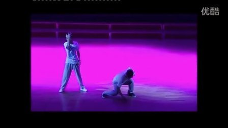 【官方】 哈尔滨视网膜街舞俱乐 黑大专场 poppin 远超小可《keep on dancing》