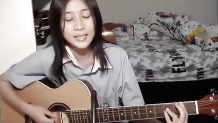 YUI cover crossroad guitar TheMijungJM