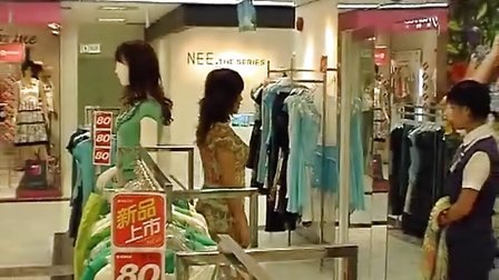 深圳逛商场