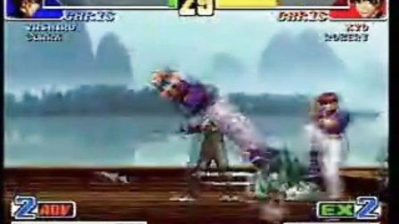 KOF98[07年12月]月间王座争夺战4,定做电脑街机摇杆QQ42803066