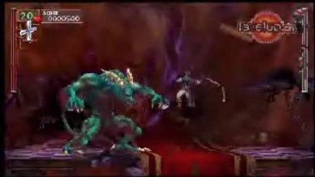恶魔城XBOSS战2