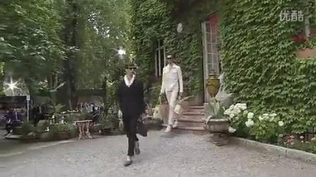 Trussardi 1911 2013春夏米兰男装秀