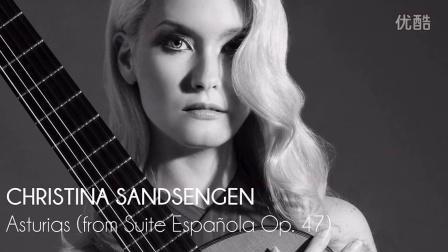 克里斯汀娜《阿斯图里亚斯传奇》Christina Sandsengen - Asturias