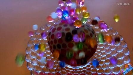 水母珠珠炸弹小e玩具