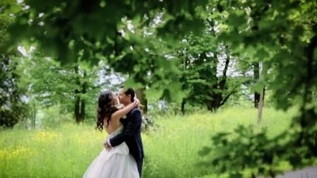 这对跨国高颜值夫妻的布拉格梦幻婚礼