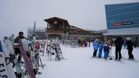 加拿大惠斯勒滑雪之旅 _ 2017