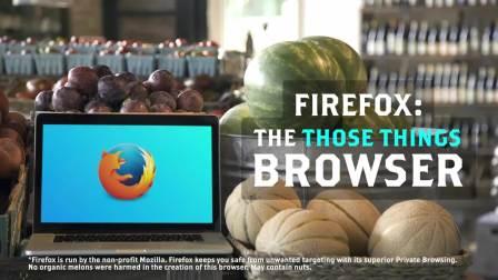 Firefox:以人为本的浏览器