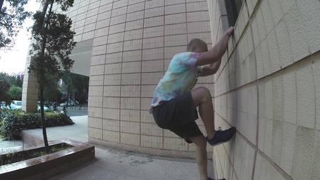CHINA KUNMING PARKOUR TRAINING 中国昆明跑酷训练