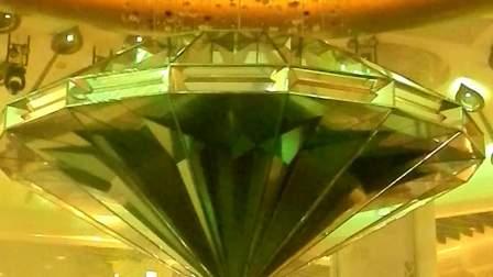 《葡萄牙黑科技》我去!在喷泉里钻出一颗钻石差点把我吓死了!