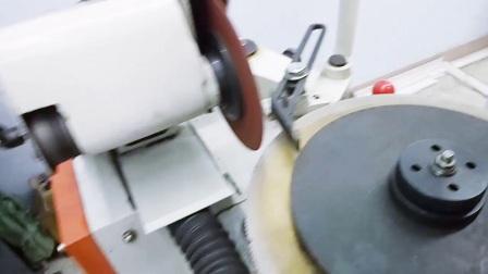 老鹰机械GD-450Q自动圆锯片磨床操作视频