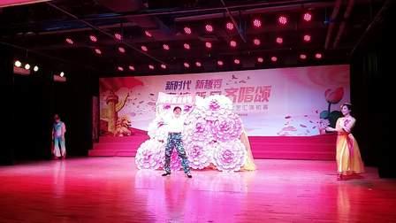 舞蹈《不忘初心》20180614大塘街爱心志愿者
