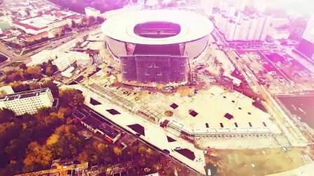 第四期:世界杯城市巡游之叶卡捷琳堡 战斗民族另类爆改体育场!