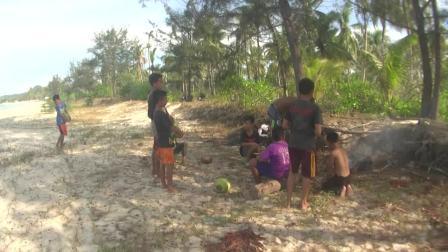 印度尼西亚的孩子自由去玩 Si Bolang