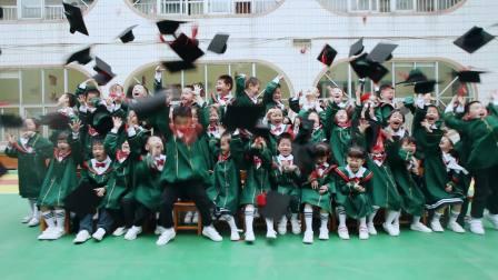 福州最温馨毕业照拍摄-广厦幼儿园大三班-王朝影视作品